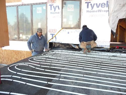 Delightful Radiant Heating And Cooling