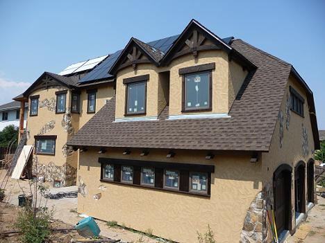 anderson windows platinum leed home